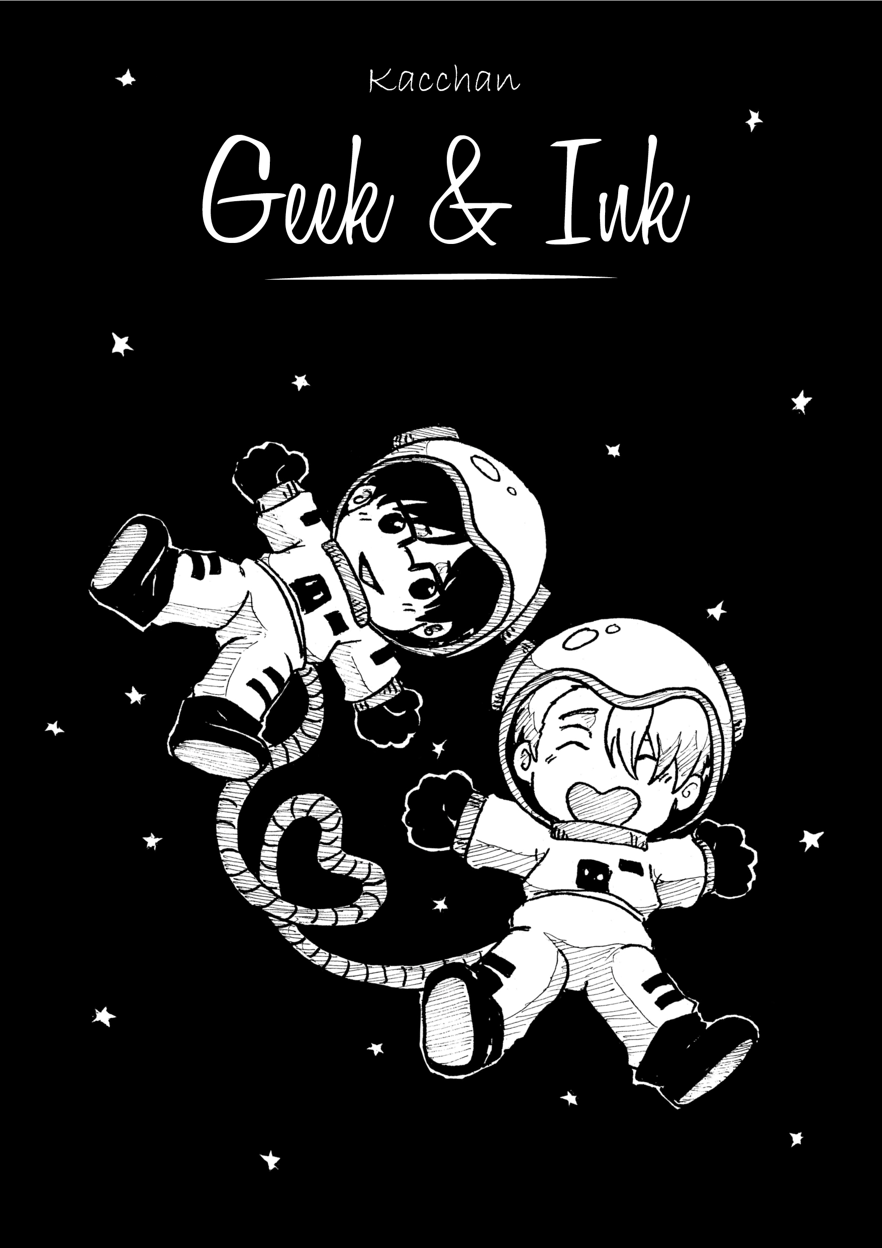 Geek & Ink