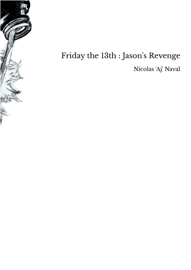 Friday the 13th : Jason's Revenge