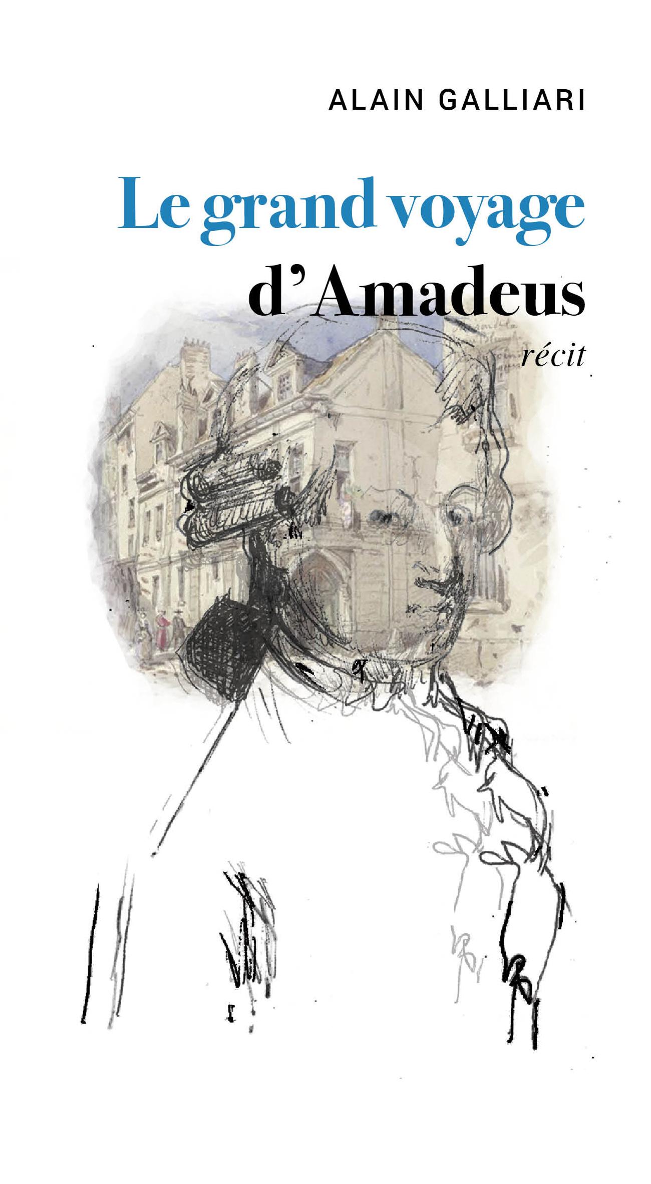 Le grand voyage d'Amadeus