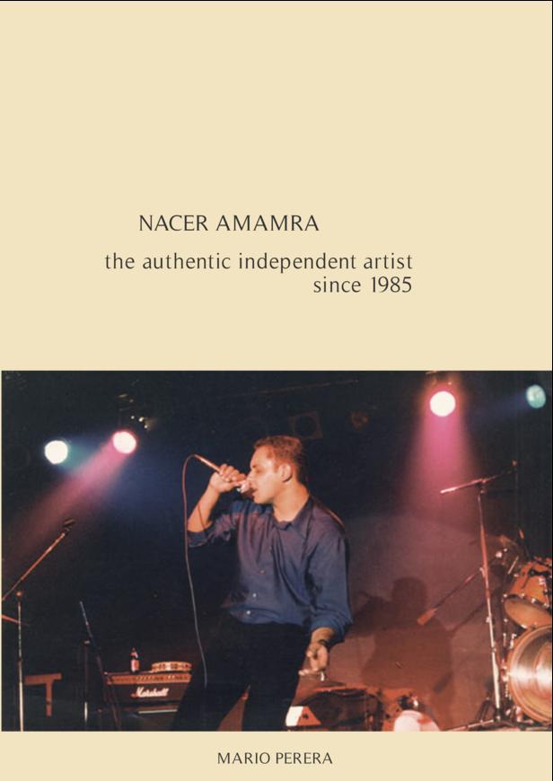 Nacer Amamra : independent artist