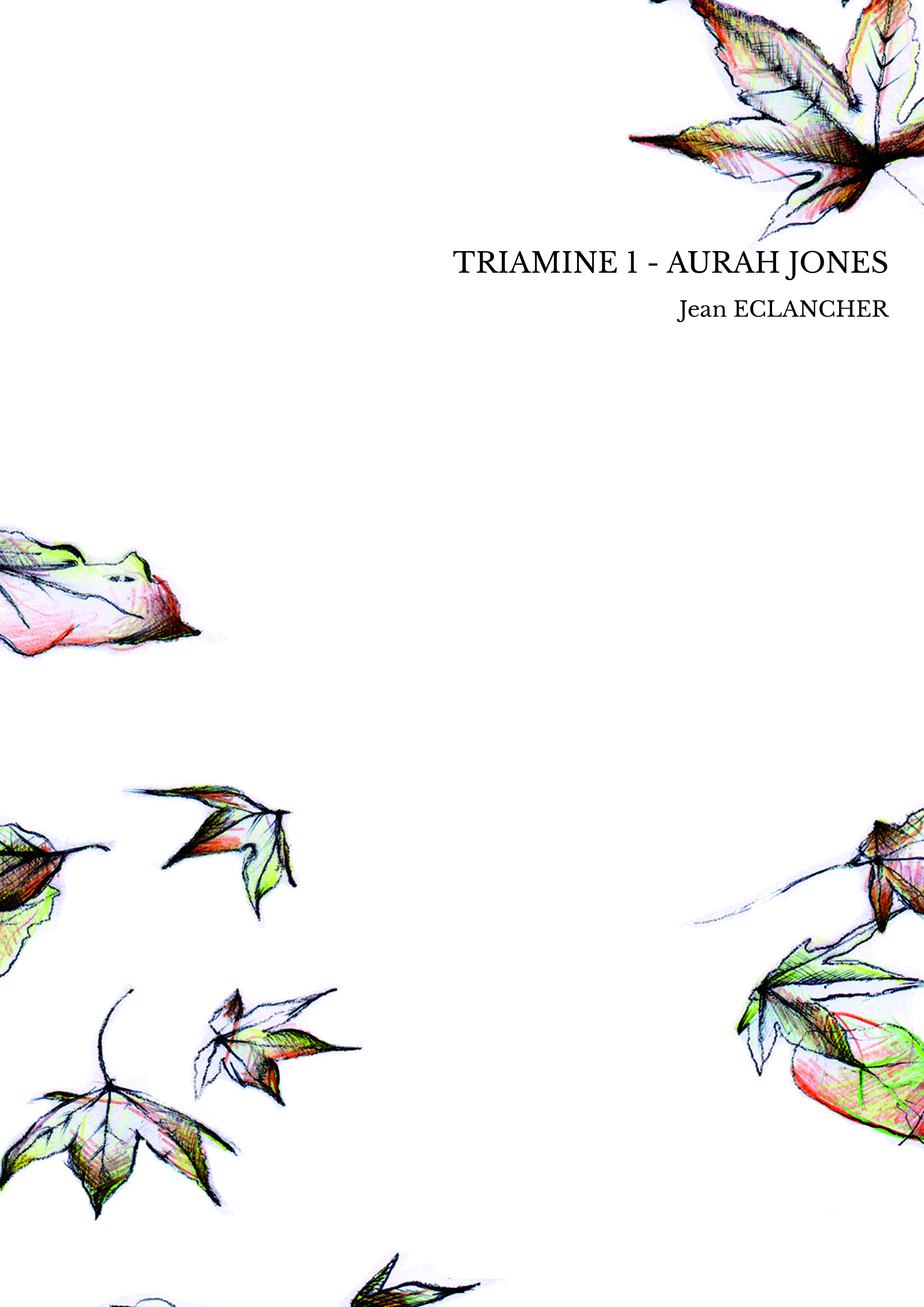 TRIAMINE 1 - AURAH JONES