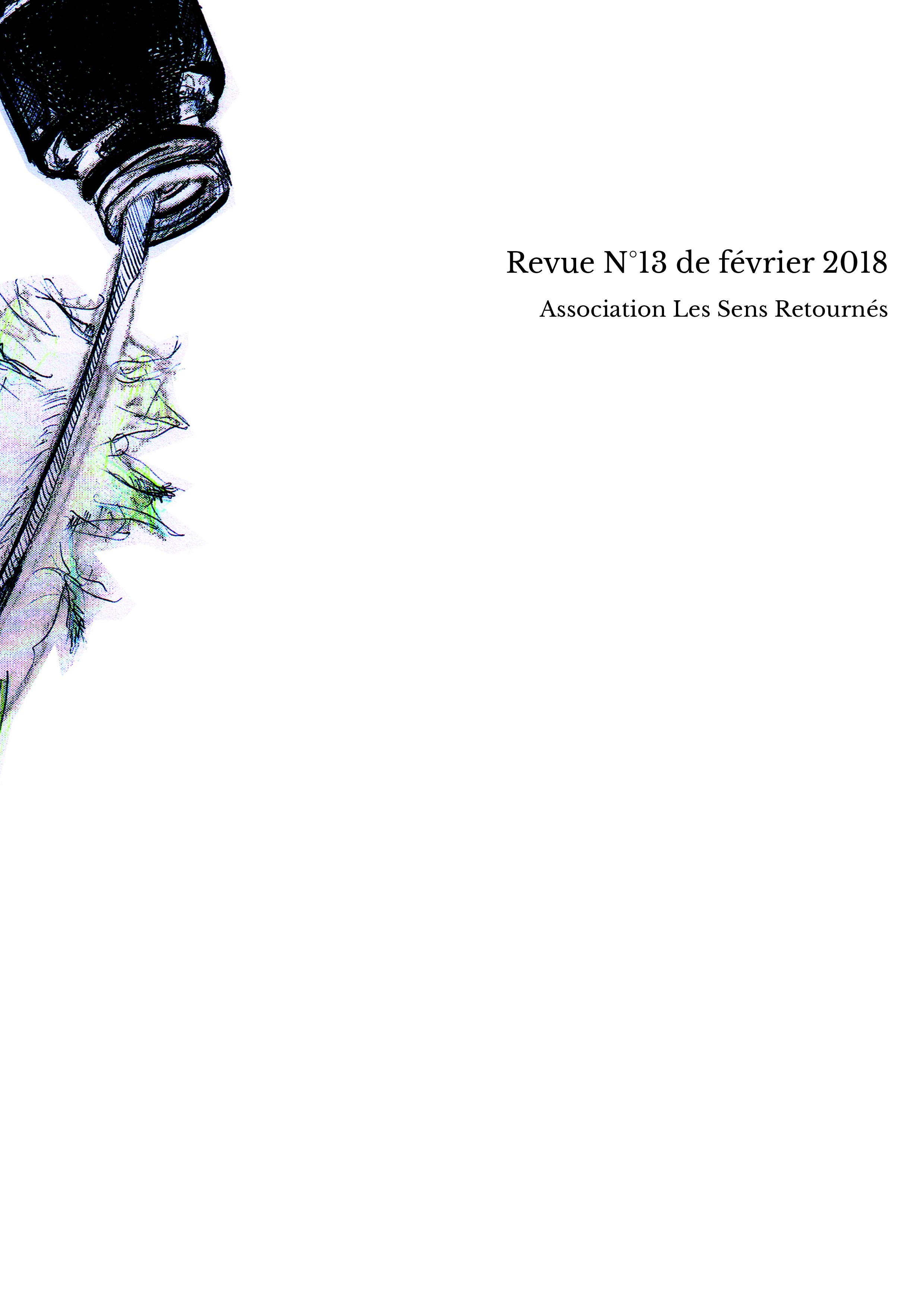Revue N°13 de février 2018