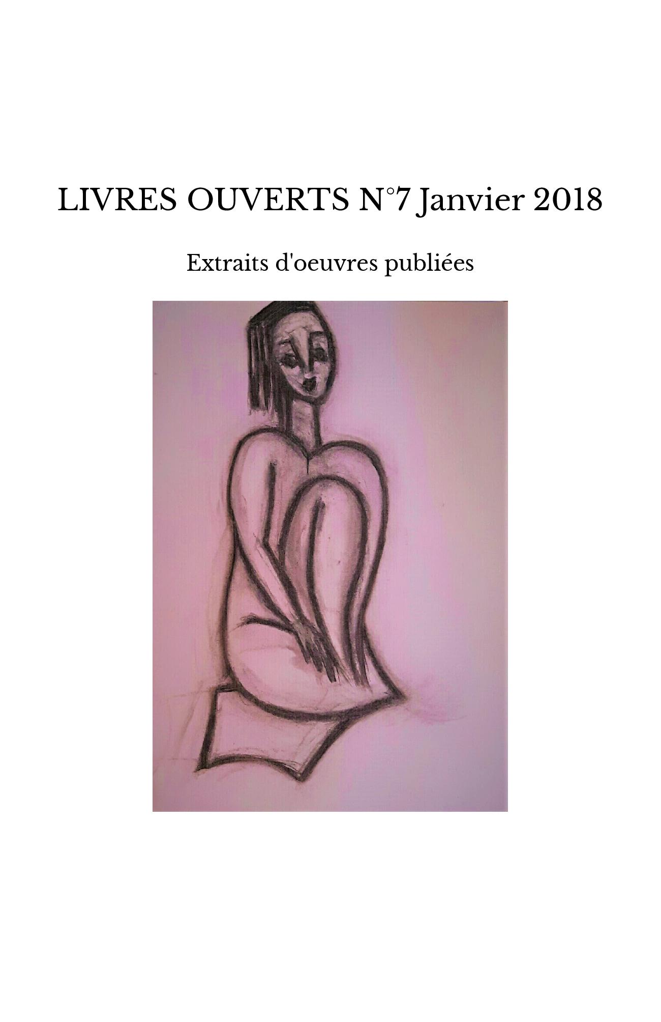LIVRES OUVERTS N°7 Janvier 2018