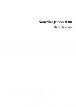 Nouvelles Janvier 2018