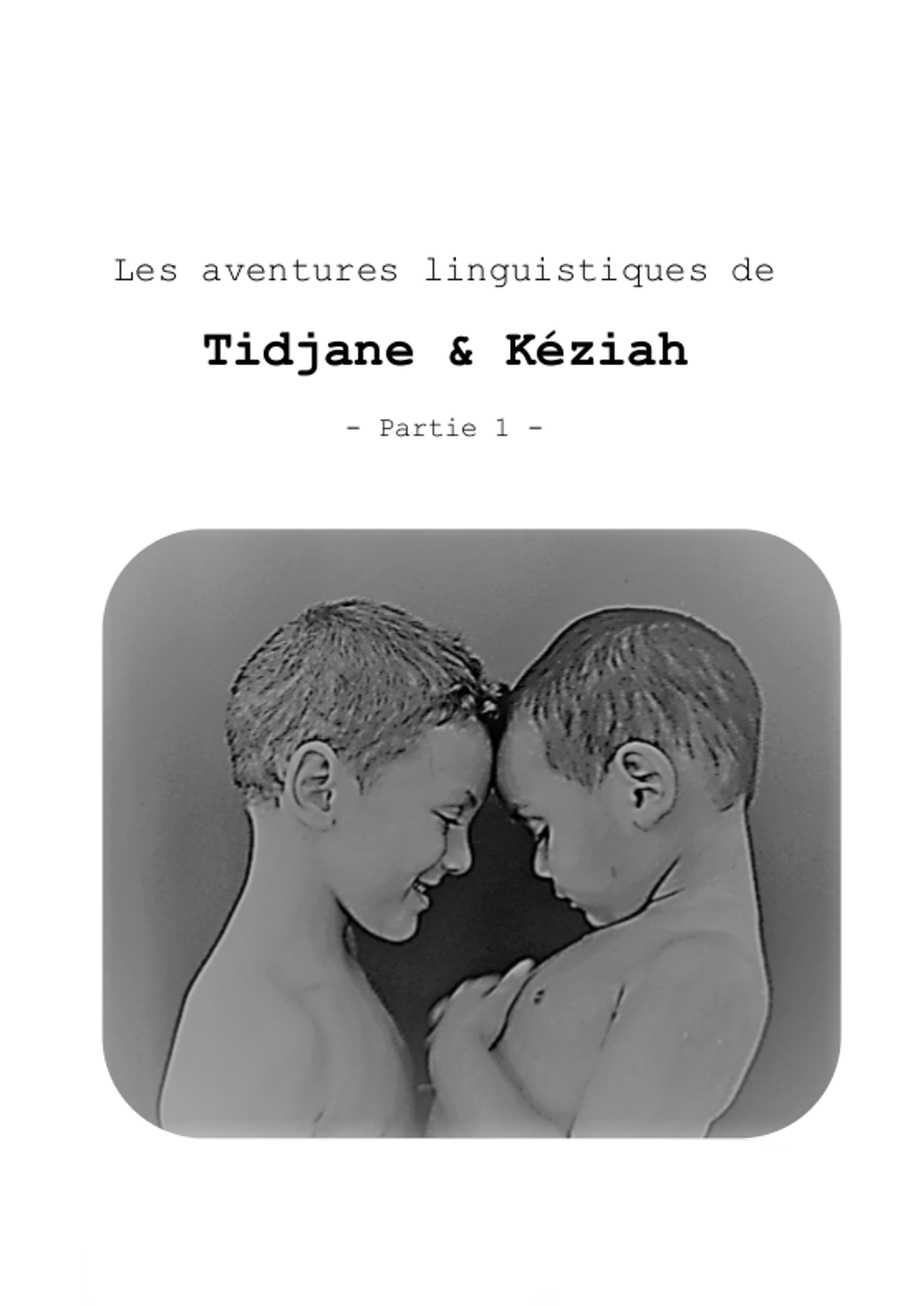 Les aventures linguistiques
