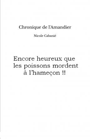 Chronique de l'Amandier