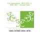 Correspondance : 1812-1876. II. 1836-1847 / George Sand