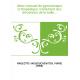 Atlas-manuel de gymnastique orthopédique, traitement des déviations de la taille...