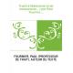 Traité d'ébénisterie et de marqueterie... / par Paul Fournier,...