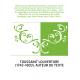 Mémoires du général Toussaint-Louverture, écrits par lui-même, pouvant servir à l'histoire de sa vie... : précédés d'une étude h