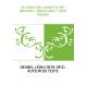 Le chant des routes et des déroutes : léliancolies / Léon Deubel