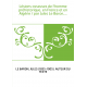 Lésions osseuses de l'homme préhistorique, en France et en Algérie / par Jules Le Baron,...