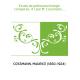 Essais de paléoconchologie comparée. 4 / par M. Cossmann,...