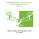 Traité des maladies du sein et de la région mammaire, par A. Velpeau,...