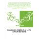 La Vie miraculeuse du P. Joseph Anchieta, de la Compagnie de Jésus, escrite en portugais par le P. Pierre Roderiges, puis en lat
