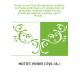 Nouvel essai d'une thérapeutique indigène, ou Études analytiques et comparatives de phytologie médicale indigène et de phytologi