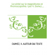 La vérité sur le magnétisme et l'homoeopathie / par V. Dumez,...