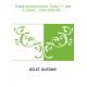 Traité de menuiserie. Tome 1 / , par G. Oslet,... Jules Jeannin,...