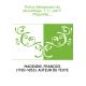 Précis élémentaire de physiologie. T. 1 / , par F. Magendie,...