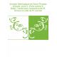 Somme théologique de Saint Thomas d'Aquin : pour L. Vivès contre E. Belin. / texte latin, traduction de M. Drioux et celle de M.