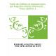Traité des faillites et banqueroutes, par Augustin-Charles Renouard,.... Tome 1,Edition 3