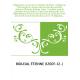 Réglemens sur les arts et métiers de Paris : rédigés au XIIIe siècle et connus sous le nom du Livre des métiers d'Étienne Boilea
