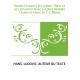 Guide à travers les ruines. Paris et ses environs, avec un plan détaillé / Ludovic Hans et J.-J. Blanc
