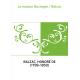 La maison Nucingen / Balzac