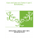 Cours de Code civil. Tome 4 / par C. Demolombe,...