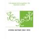 L'évolution de la matière / Dr Gustave Le Bon