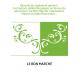 Résumé du réglement général , Institutions philanthropiques en faveur du personnel / Au Bon Marché, nouveautés, Maison Aristide