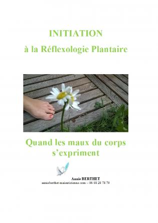 INITIATION à la Réflexologie Plantaire