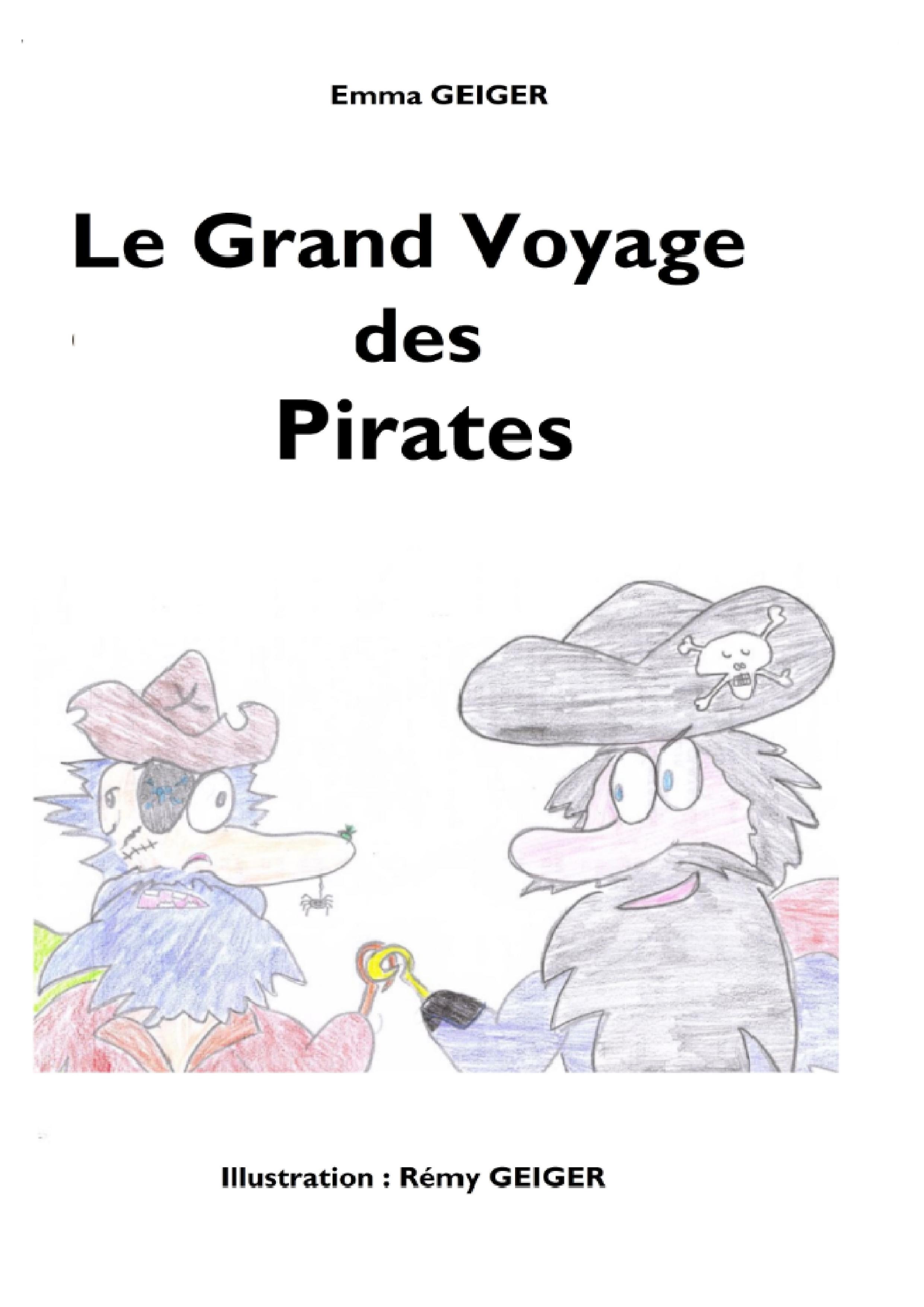 Le Grand Voyage des Pirates