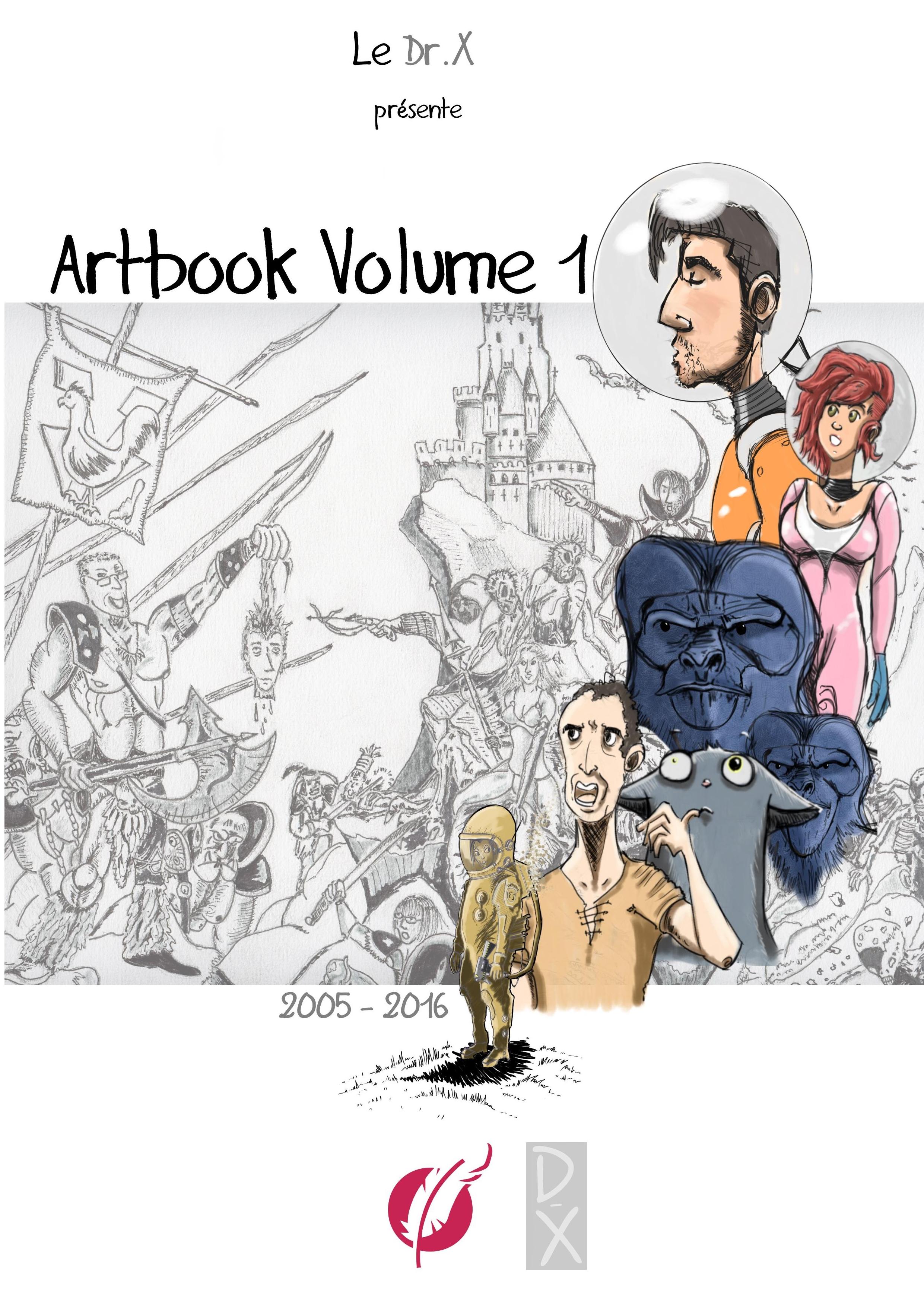 Artbook Volume 1