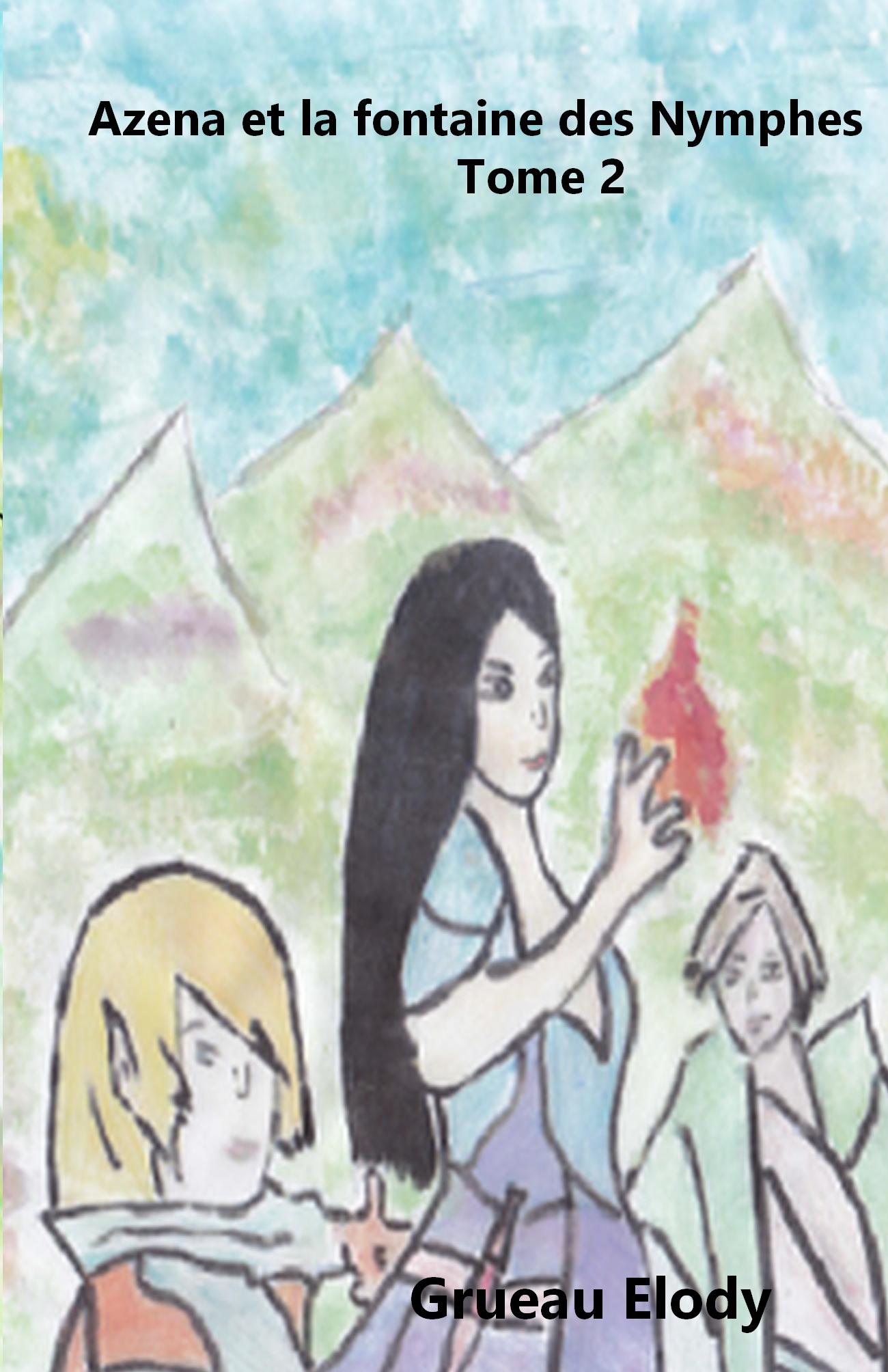 Azena et la Fontaine des Nymphes