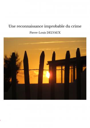 Une reconnaissance improbable du crime