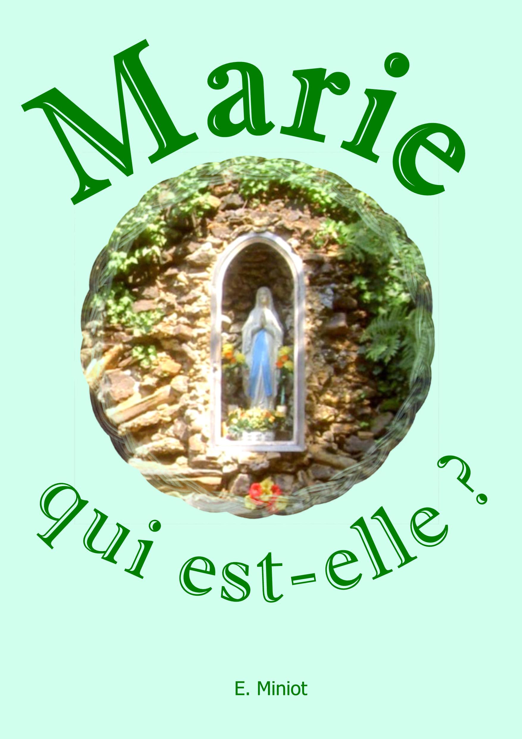 MARIE, qui est-elle ?