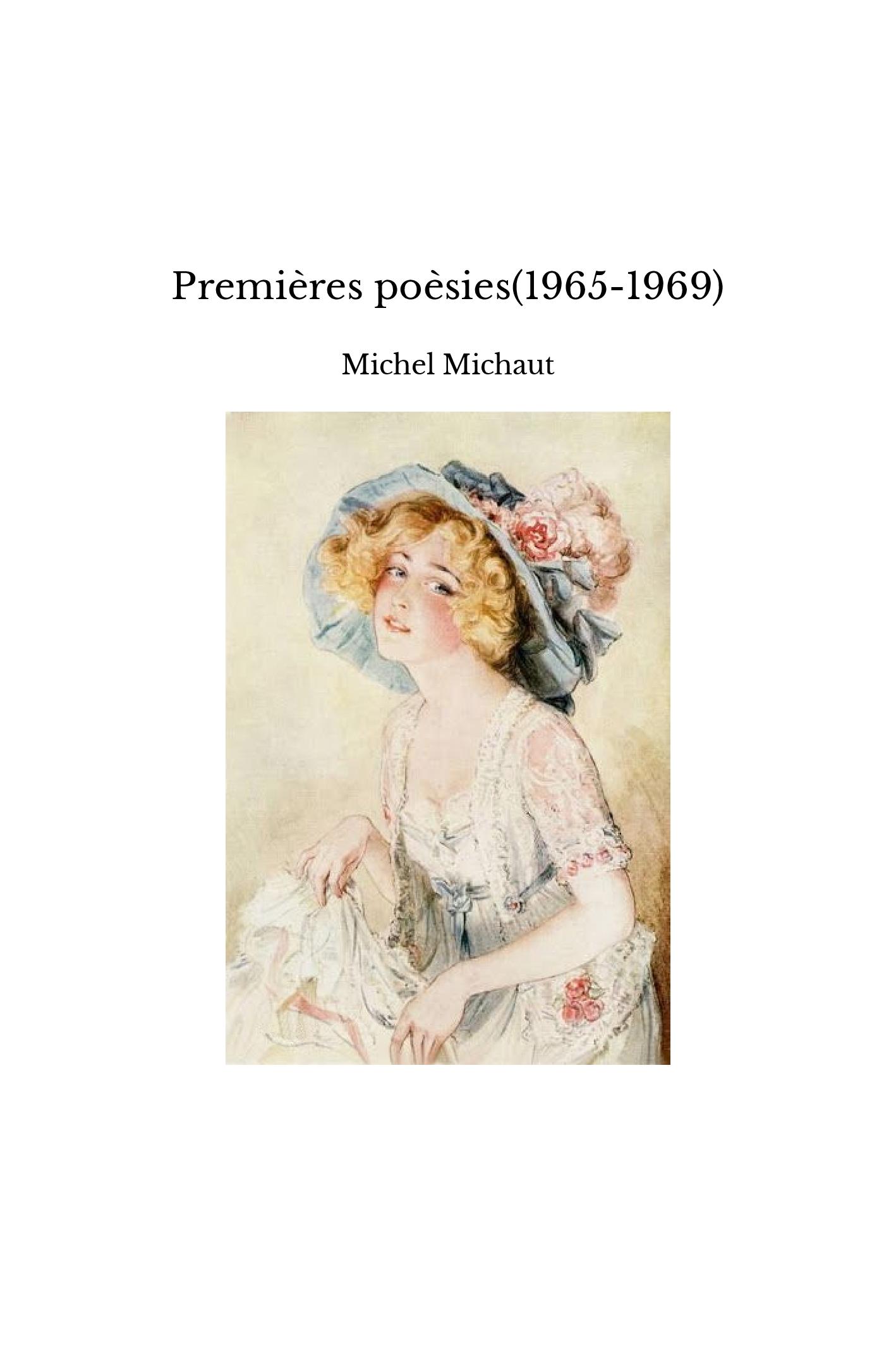 Premières poèsies(1965-1969)