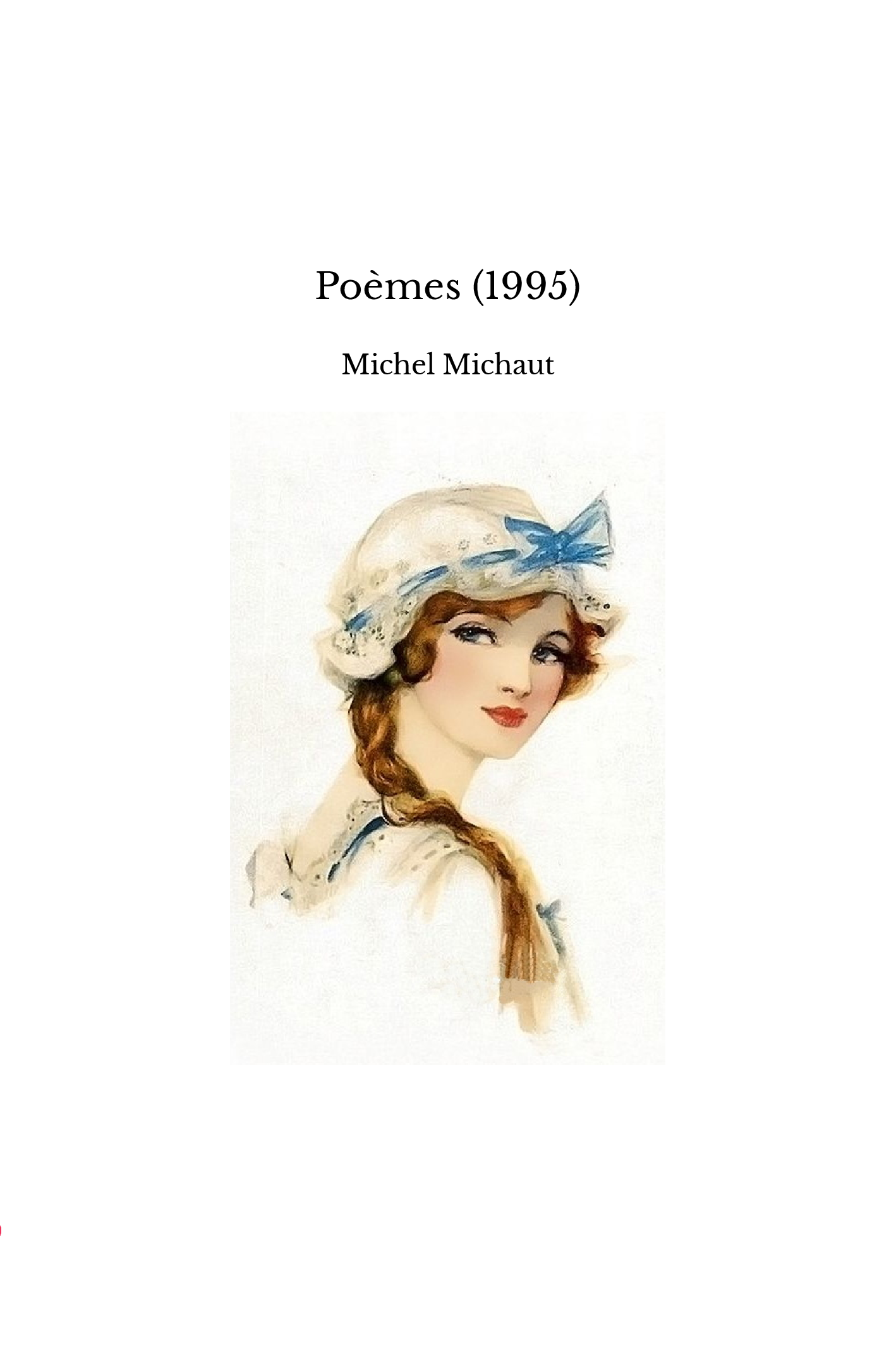 Poèmes (1995)