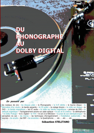 Du phonographe au Dolby Digital