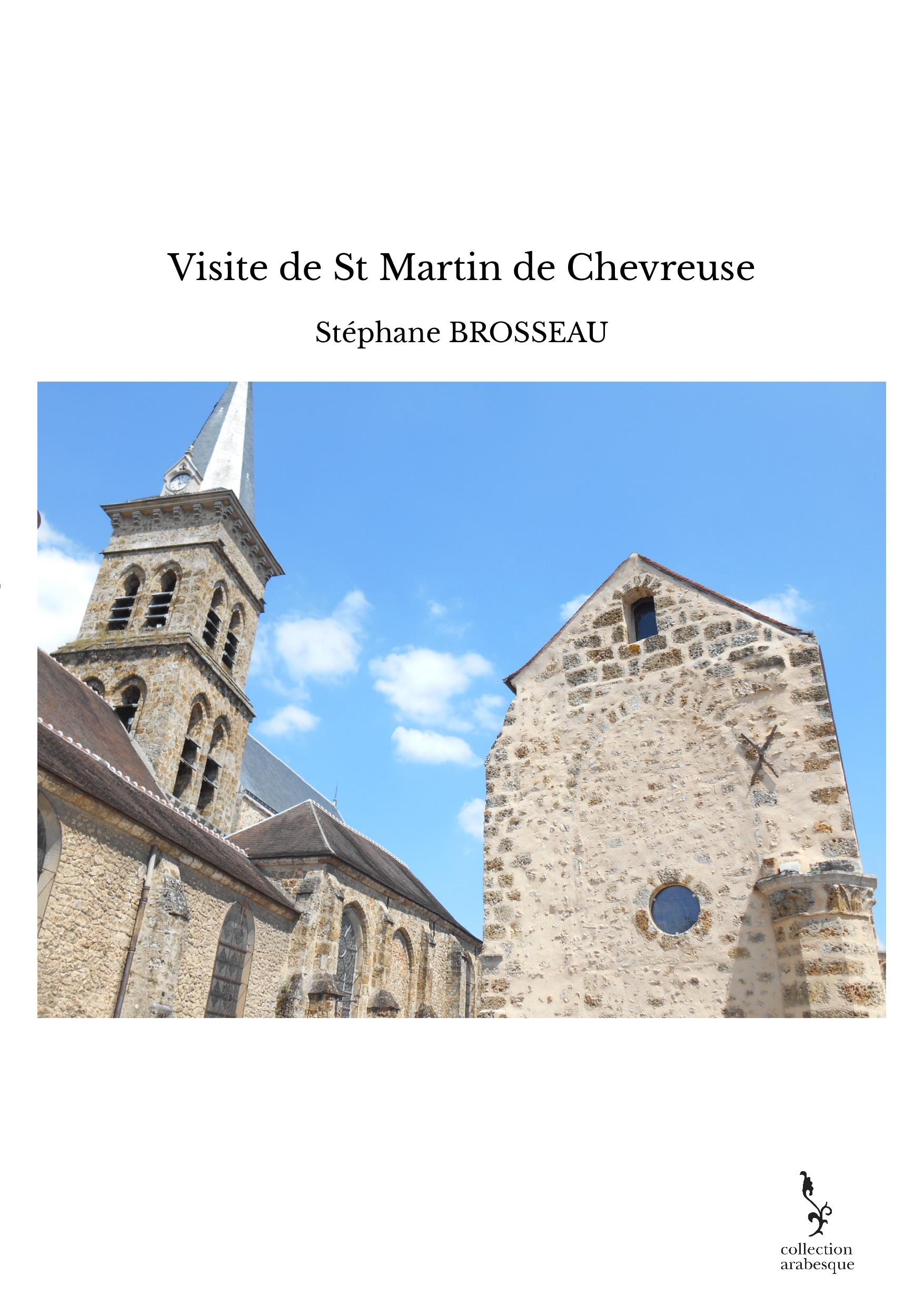 Visite de St Martin de Chevreuse