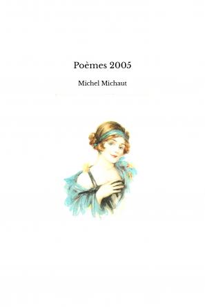 Poèmes 2005