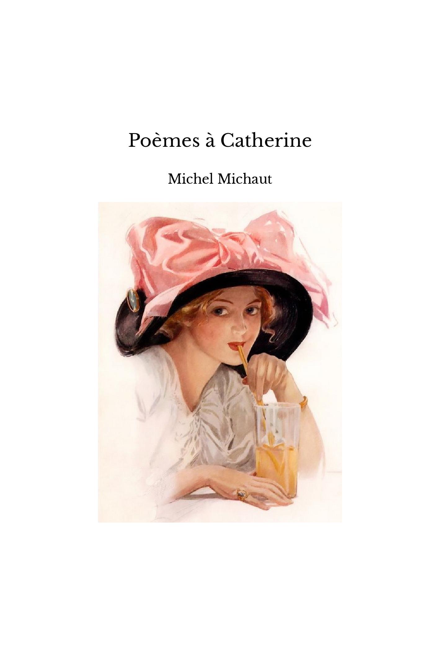 Poèmes à Catherine