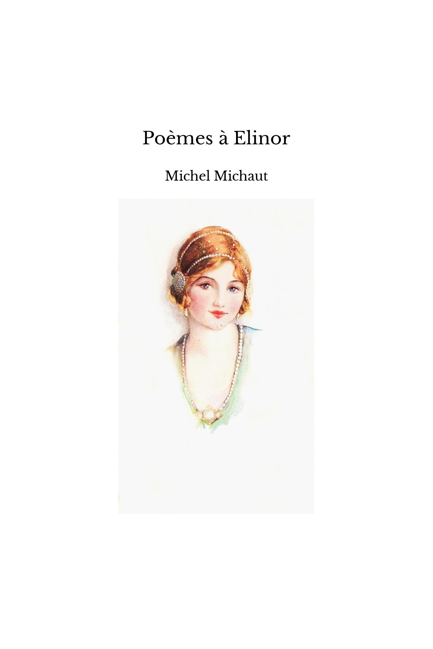 Poèmes à Elinor