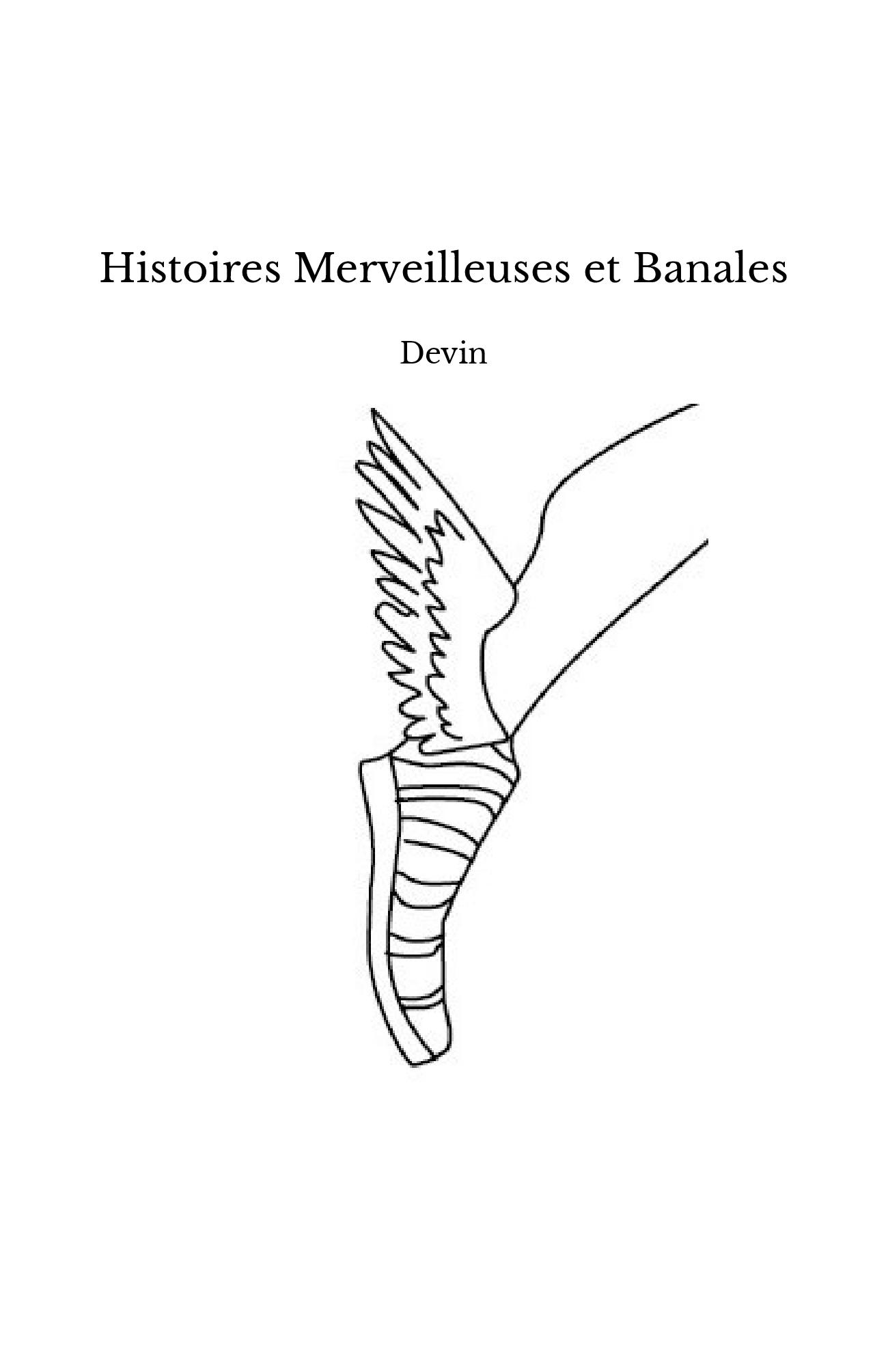 Histoires Merveilleuses et Banales