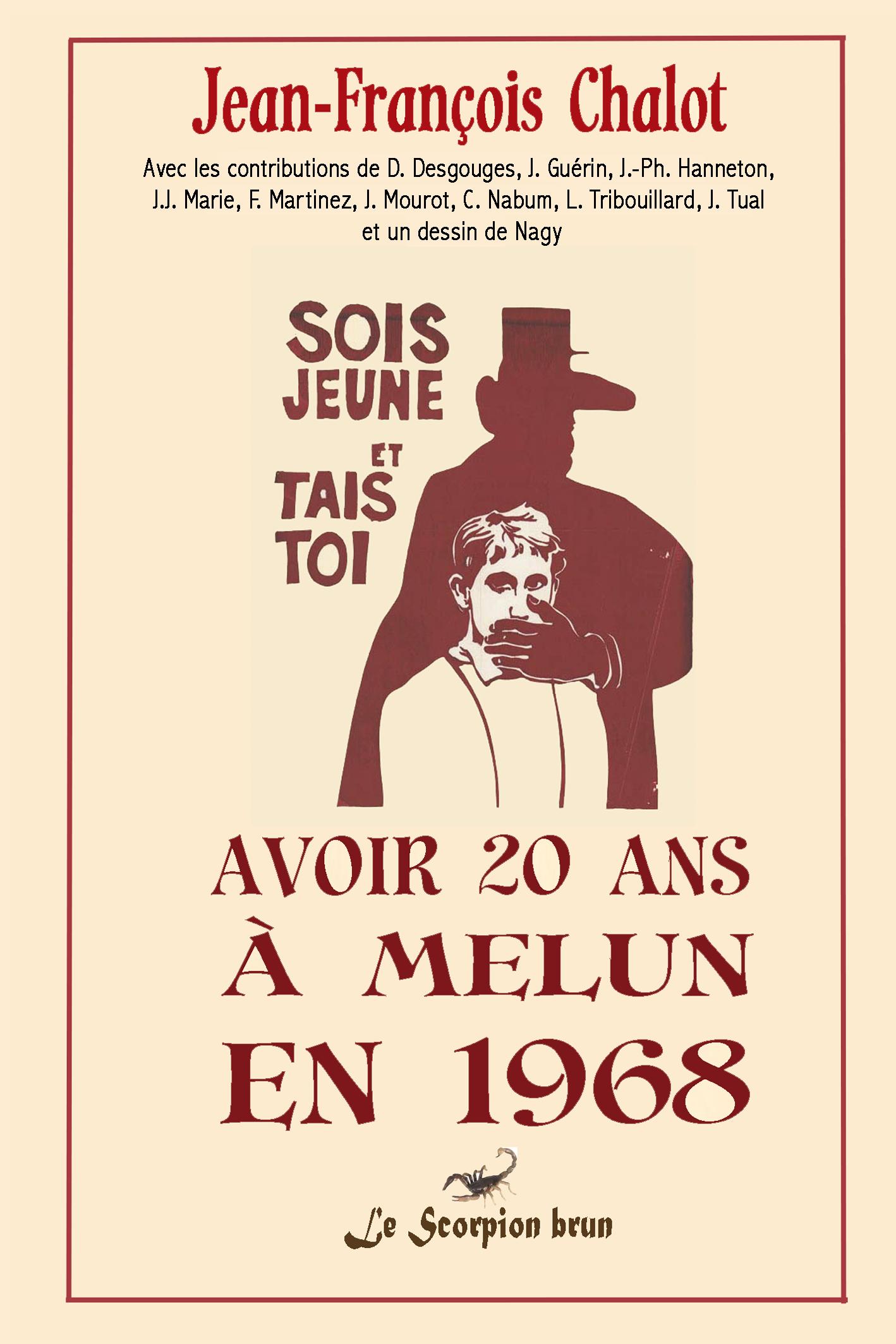 Avoir 20 ans à Melun en 1968