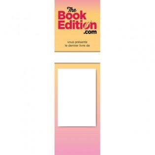 Marque pages (Lot de 100) - Dégradé