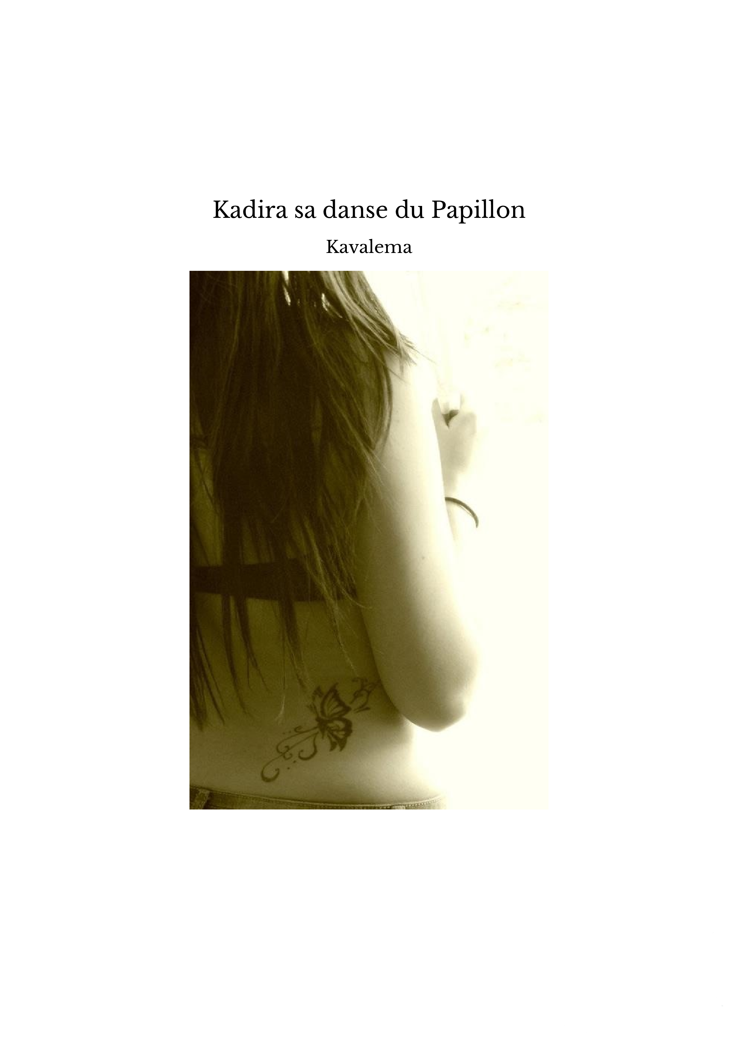 Kadira sa danse du Papillon