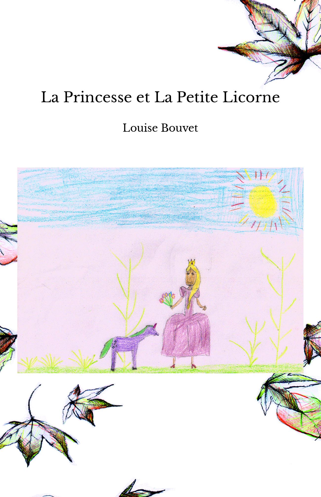 La Princesse et La Petite Licorne
