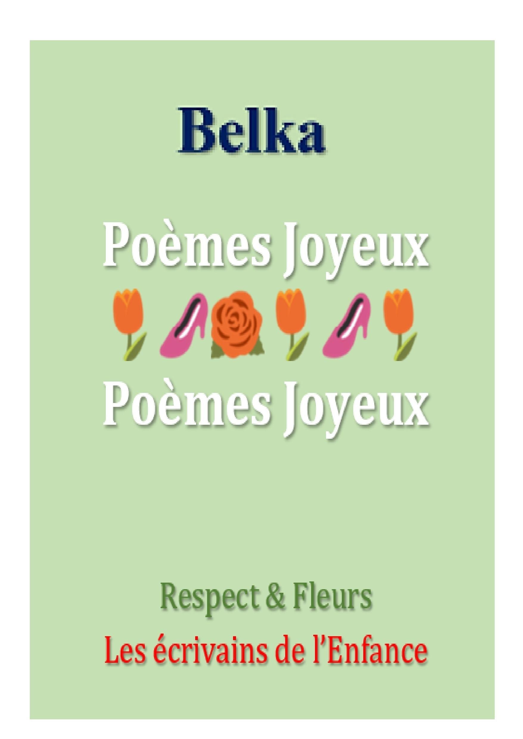 Poèmes Joyeux